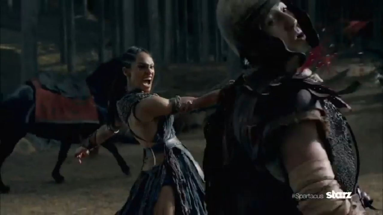3 Ways Spartacus: War of the Damned Could End | Oracle of Film