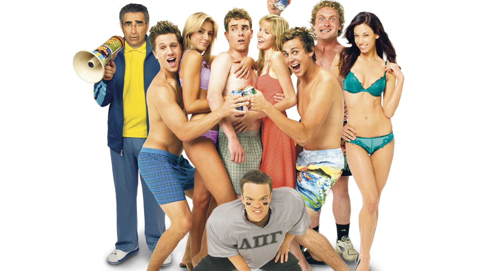 American pie naked mile movie reviews