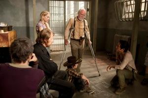 So Glenn, I need to borrow your foot....