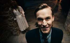 Even Doctor Who takes part in the Purge.