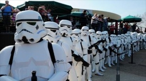 Star-Wars-Stormtroopers-pose-for-photographers-in-a-queue-at-Legoland-in-Windsor-west-of-London-on-March-24-2012_-AFP