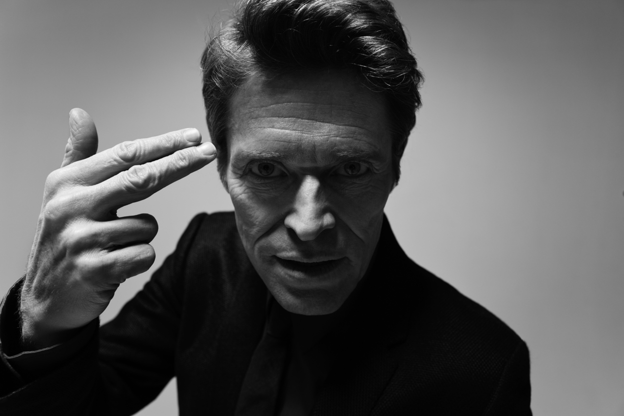 Young willem dafoe willem-dafoe-by-jake-chessum