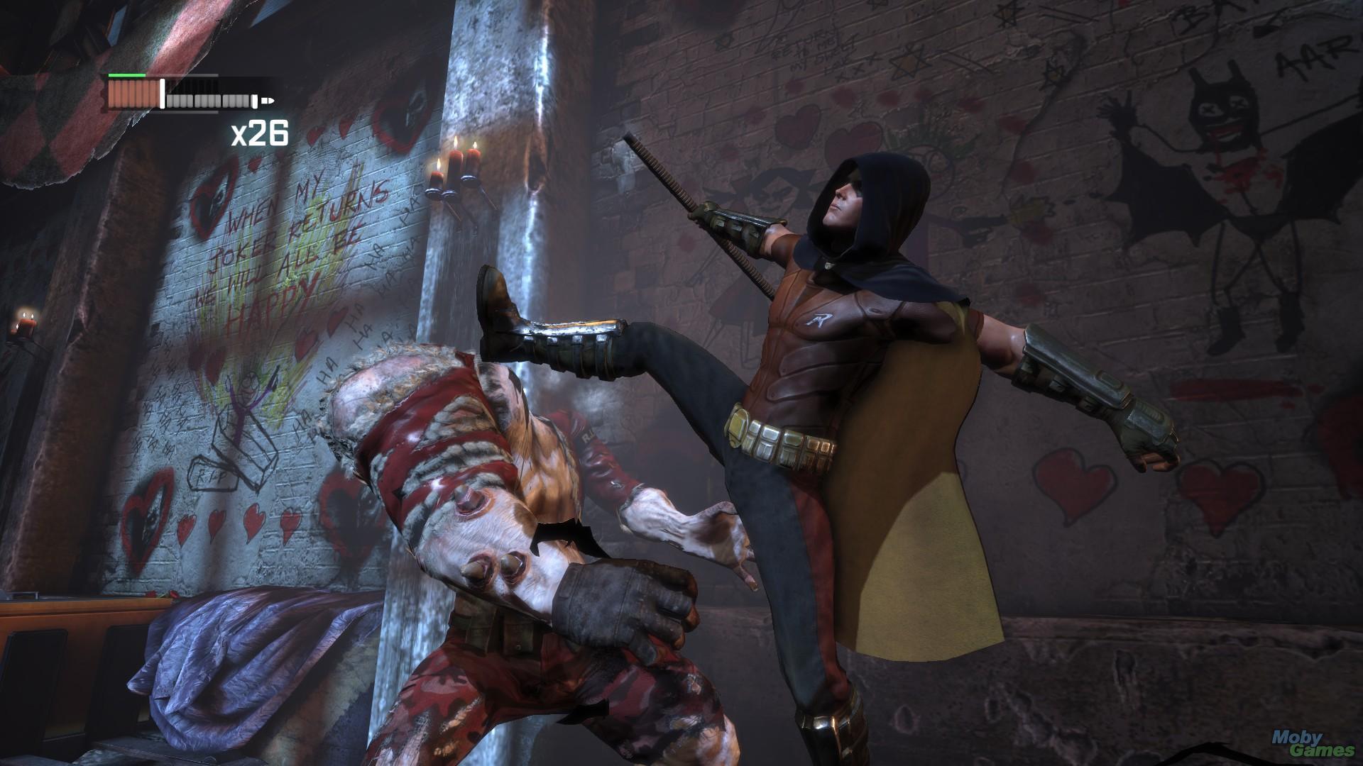 Batman: Arkham City - Harley Quinn&#39-s Revenge Screenshots for ...