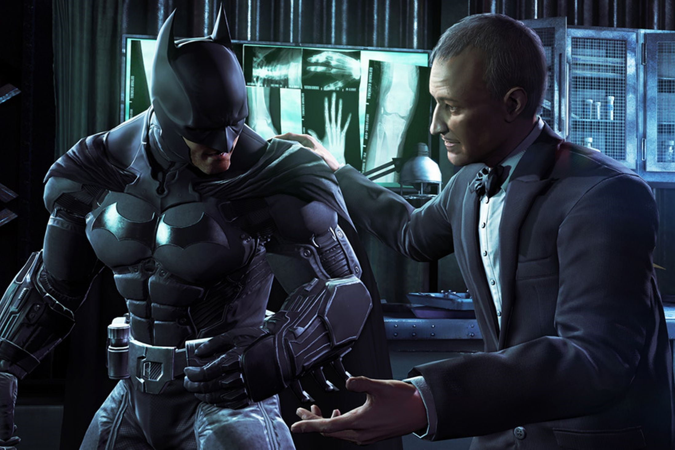 Arkham Origins DLC A Cold Heart The Review