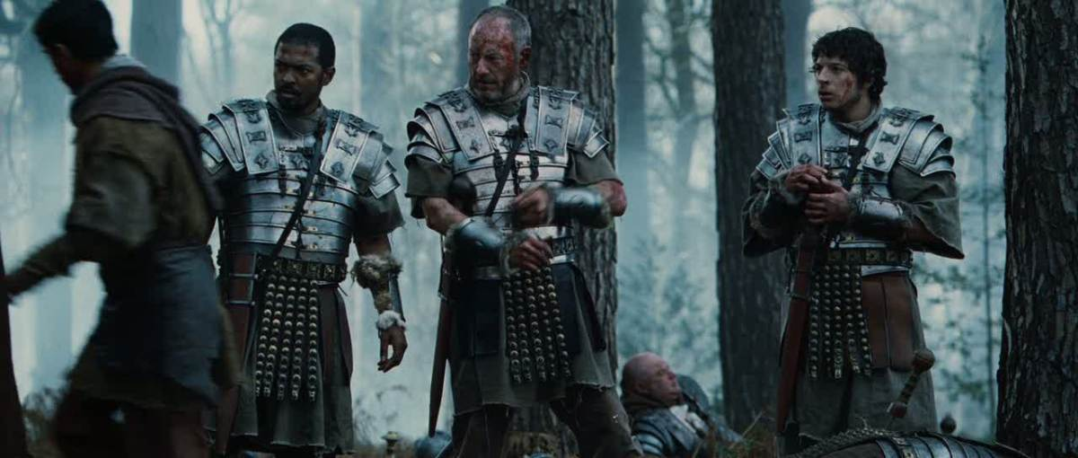 movie review centurion Centurion - dvd review  poor editing resulted in a somewhat unfinished movie  centurion will be released on dvd and blu-ray in all good stores on.