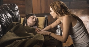Grace-Victoria-Cox-and-Rachel-Lefevre-in-Under-the-Dome-Season-2-Episode-1
