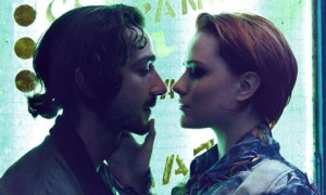 Shia LaBeouf and Evan Rachel Wood in The Necessary Death of Charlie Countryman