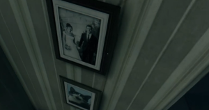 Why is there a photo of my cat in almost every room of the safe house? Is Ruby some sort of Harran demi-god???