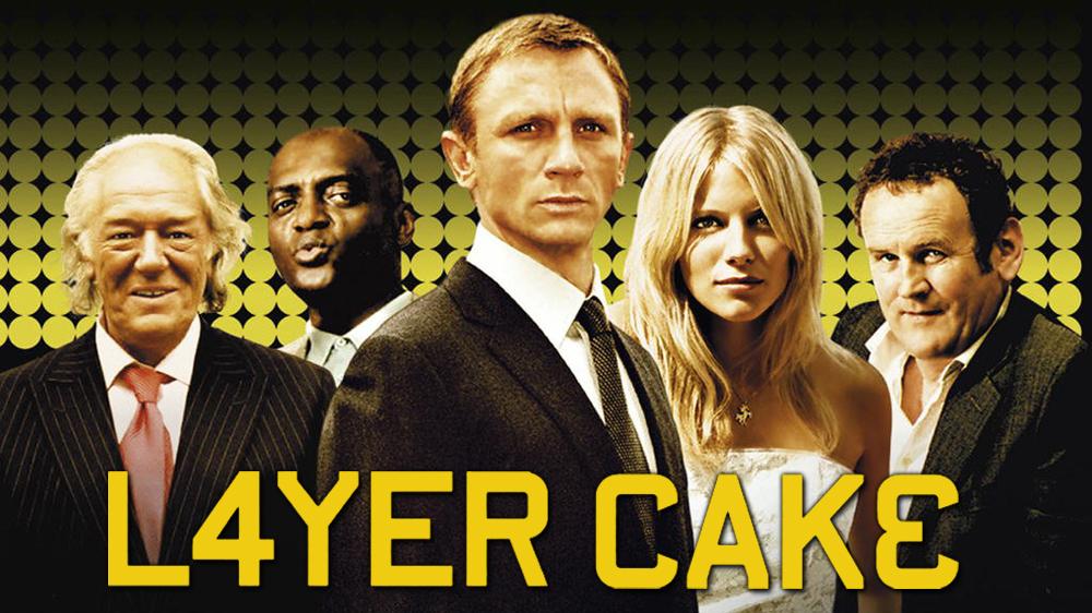 Layer Cake Plot