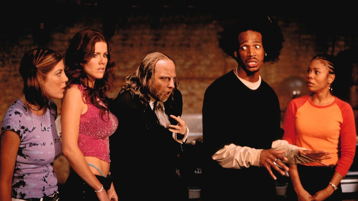 Cast scary movie 2