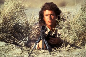 L arme fatale Lethal Weapon Annee 1987 usa Mel Gibson Realisateur Richard Donner