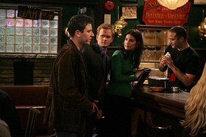 How I Met Your Mother Through The Years - Pilot